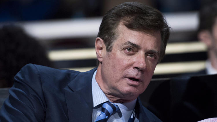 Senate Judiciary Committee issues subpoena for Paul Manafort to appear at hearing