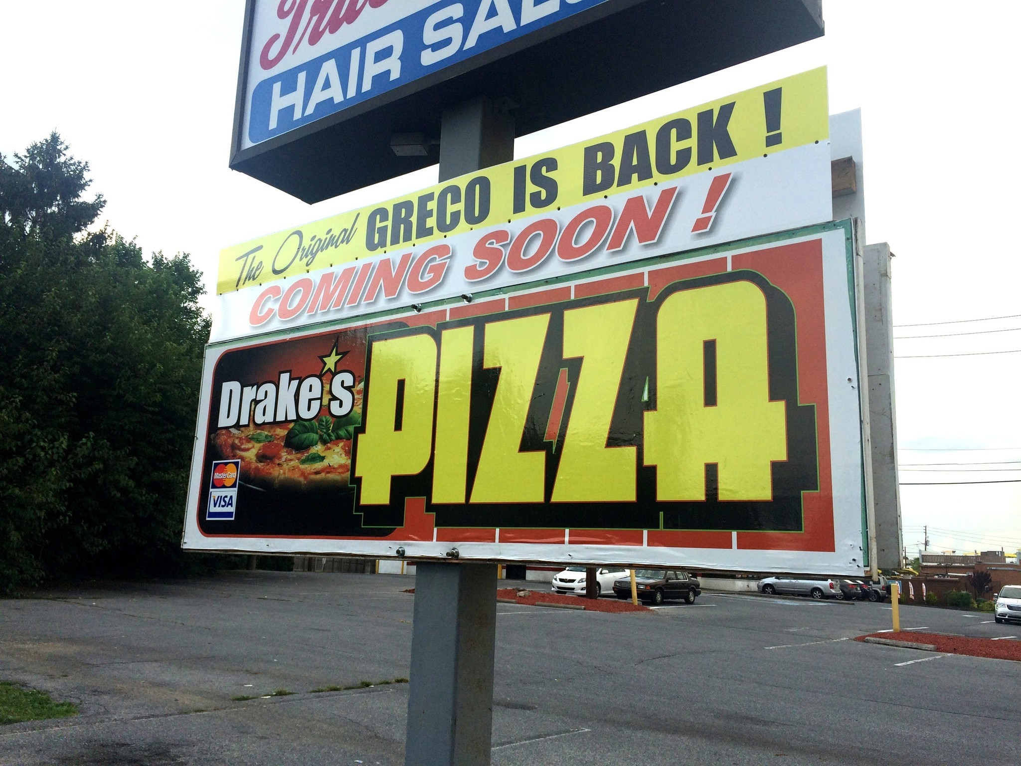 original el greco s owner opening second drake s pizza at former original el greco s owner opening second drake s pizza at former el greco s spot the morning call
