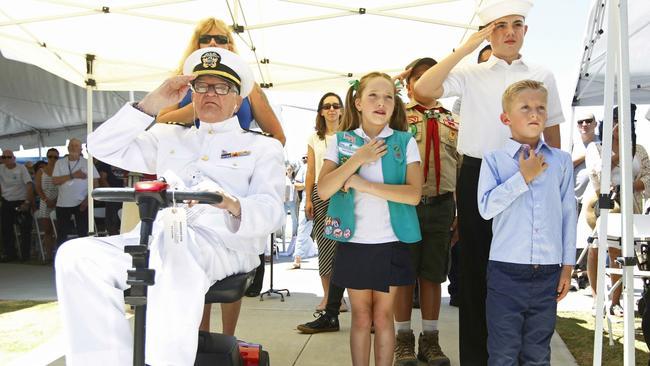 World War Ii Vets Pass On Spirit Of 45 The San Diego Union Tribune