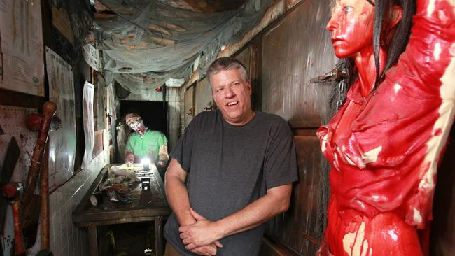 McKamey Manor extreme haunted house is back in San Diego - The San ...