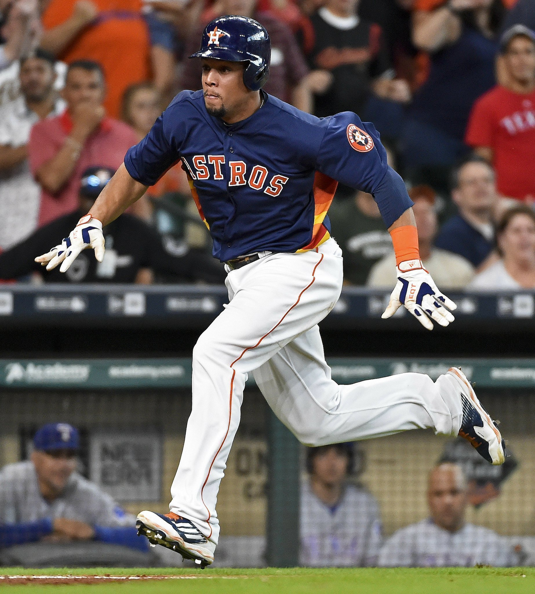 The Tampa Bay Rays have signed Carlos Gomez to a one-year contract worth $4  million, according to a report.