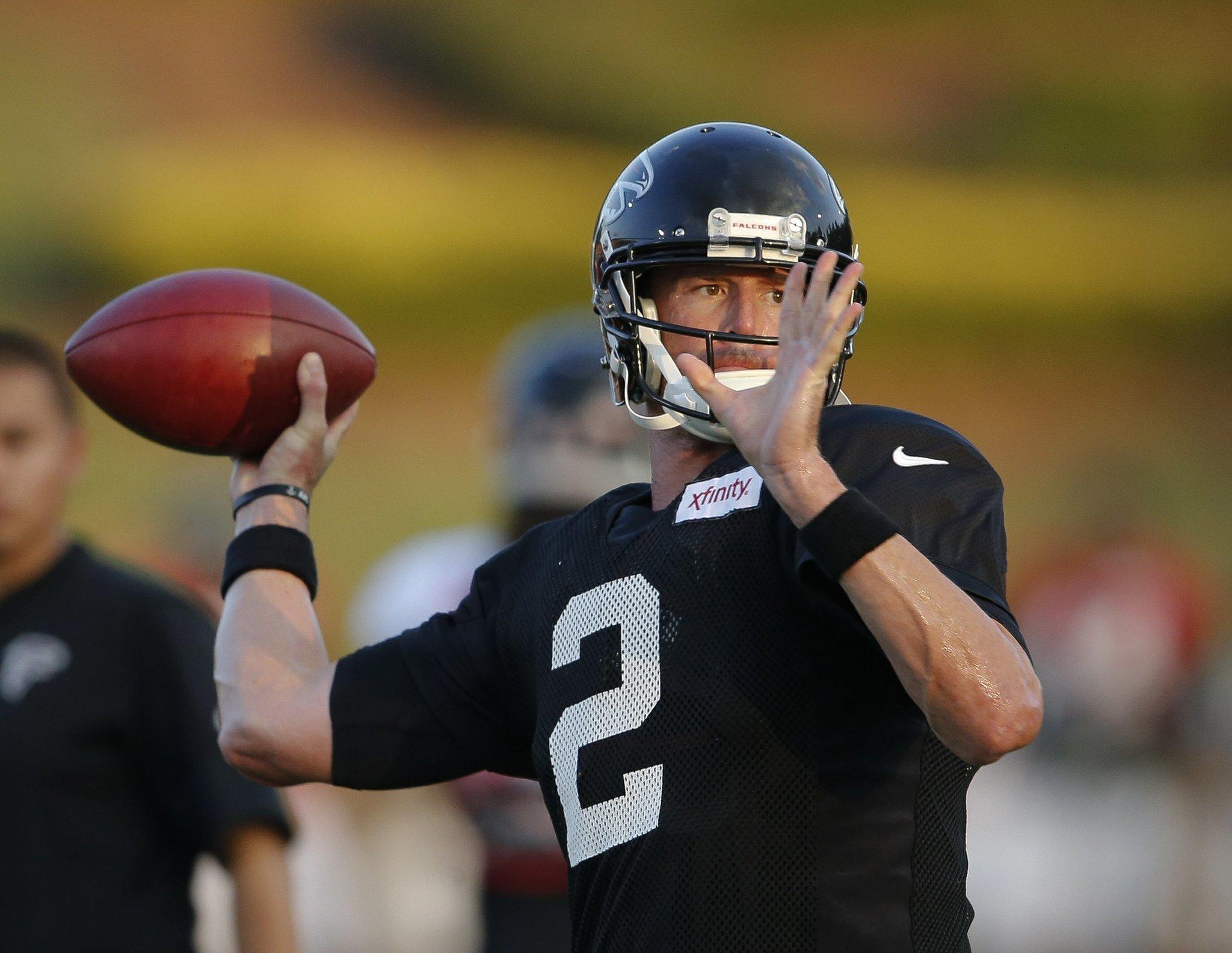 Former Falcons receiver turned cornerback impresses Quinn The San