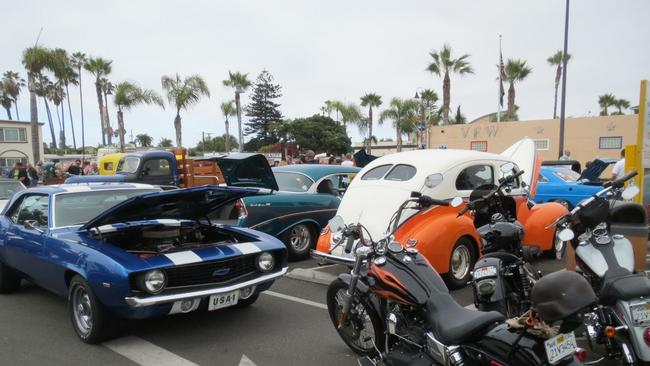San Diegos Summer Car Show Season Is Hitting On All Cylinders With - Mesa car show