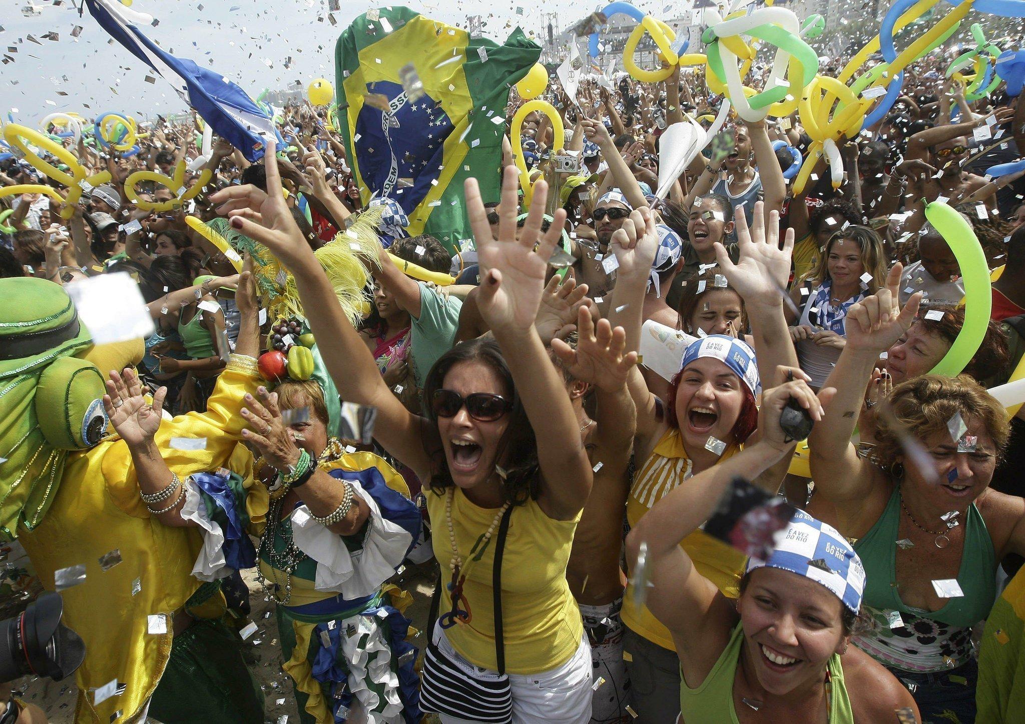 History of brazil essay