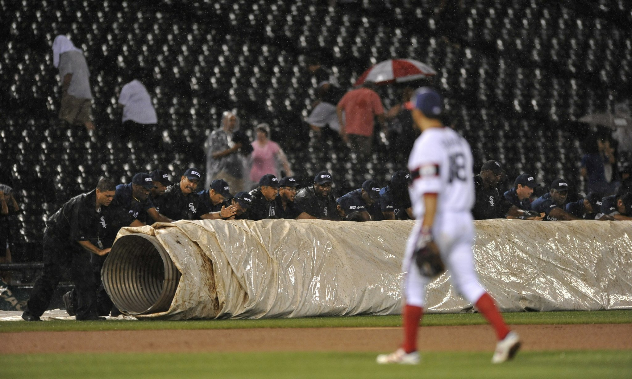 Tigers, White Sox to resume suspended game Sunday - The San Diego ...