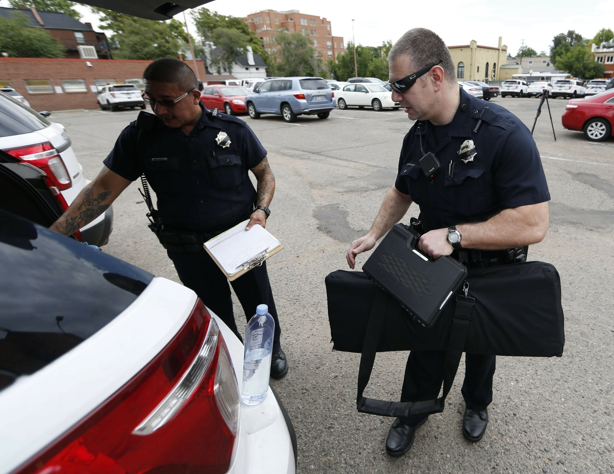 police patrolling in pairs after dallas baton rouge ambushes the san diego union tribune