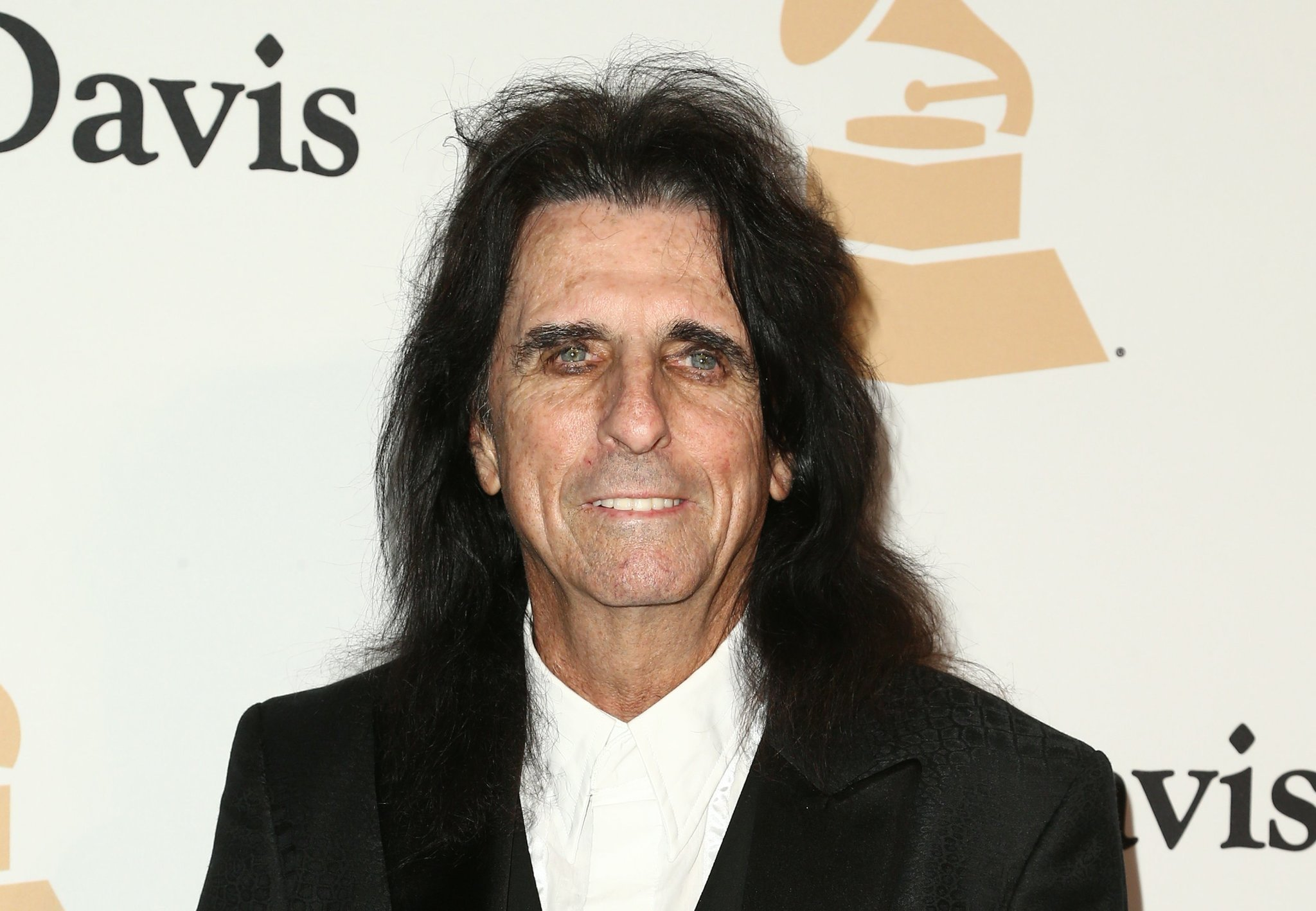 Alice Cooper Is Running For President And Prime Minister