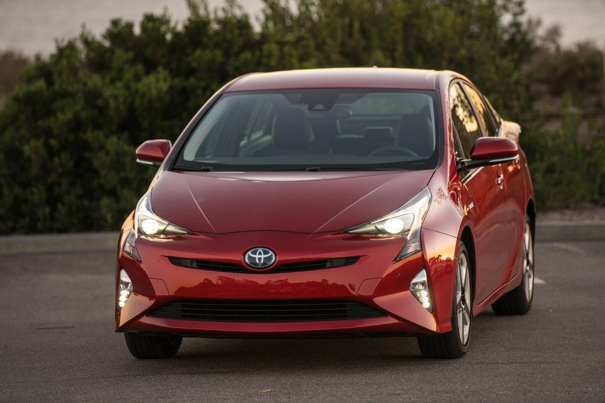The re engineered 4th generation toyota prius gasoline electric hybrid is less pius more practical the san diego union tribune
