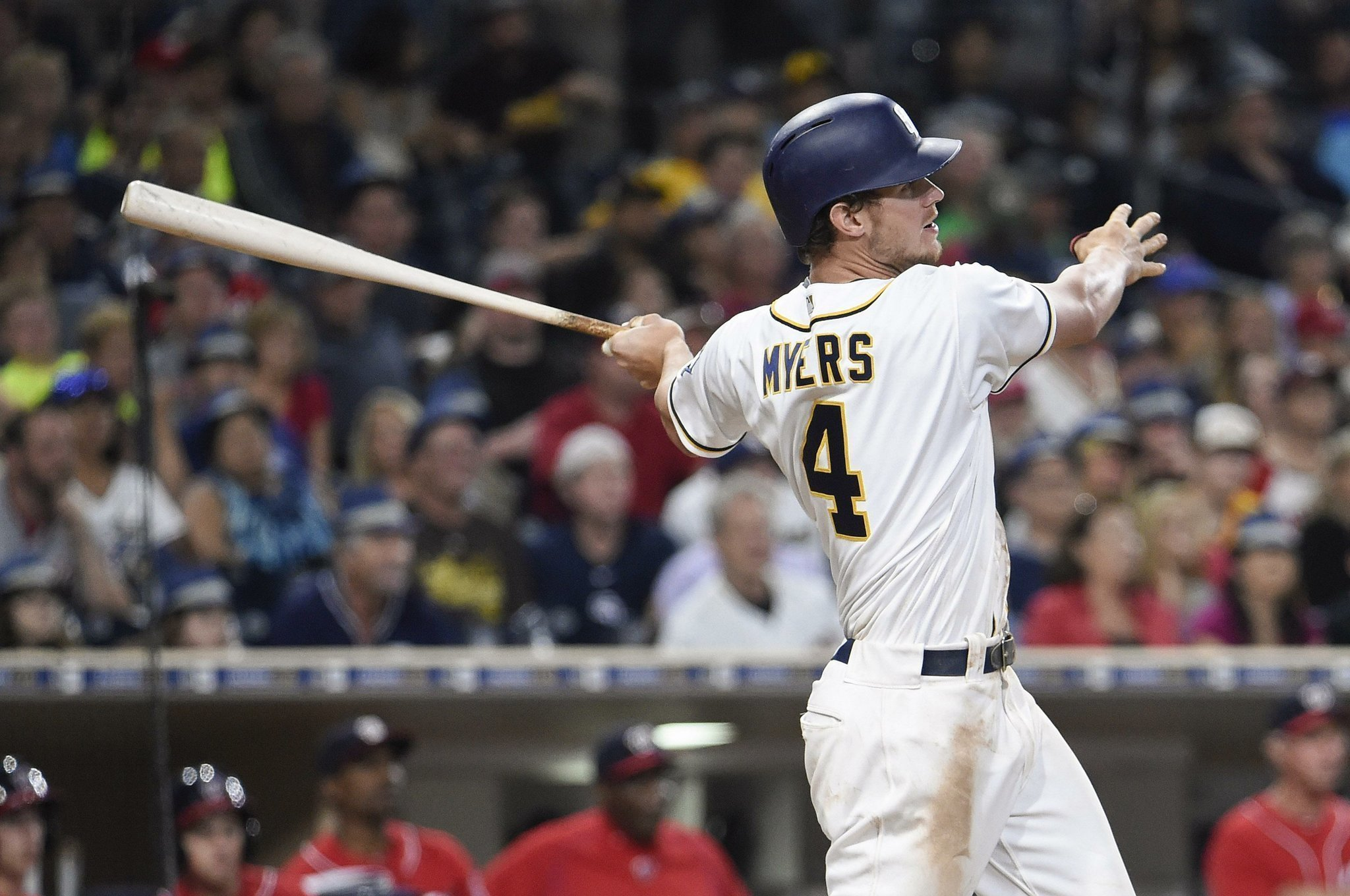 All Star Game Padres Myers picked for Home Run Derby The