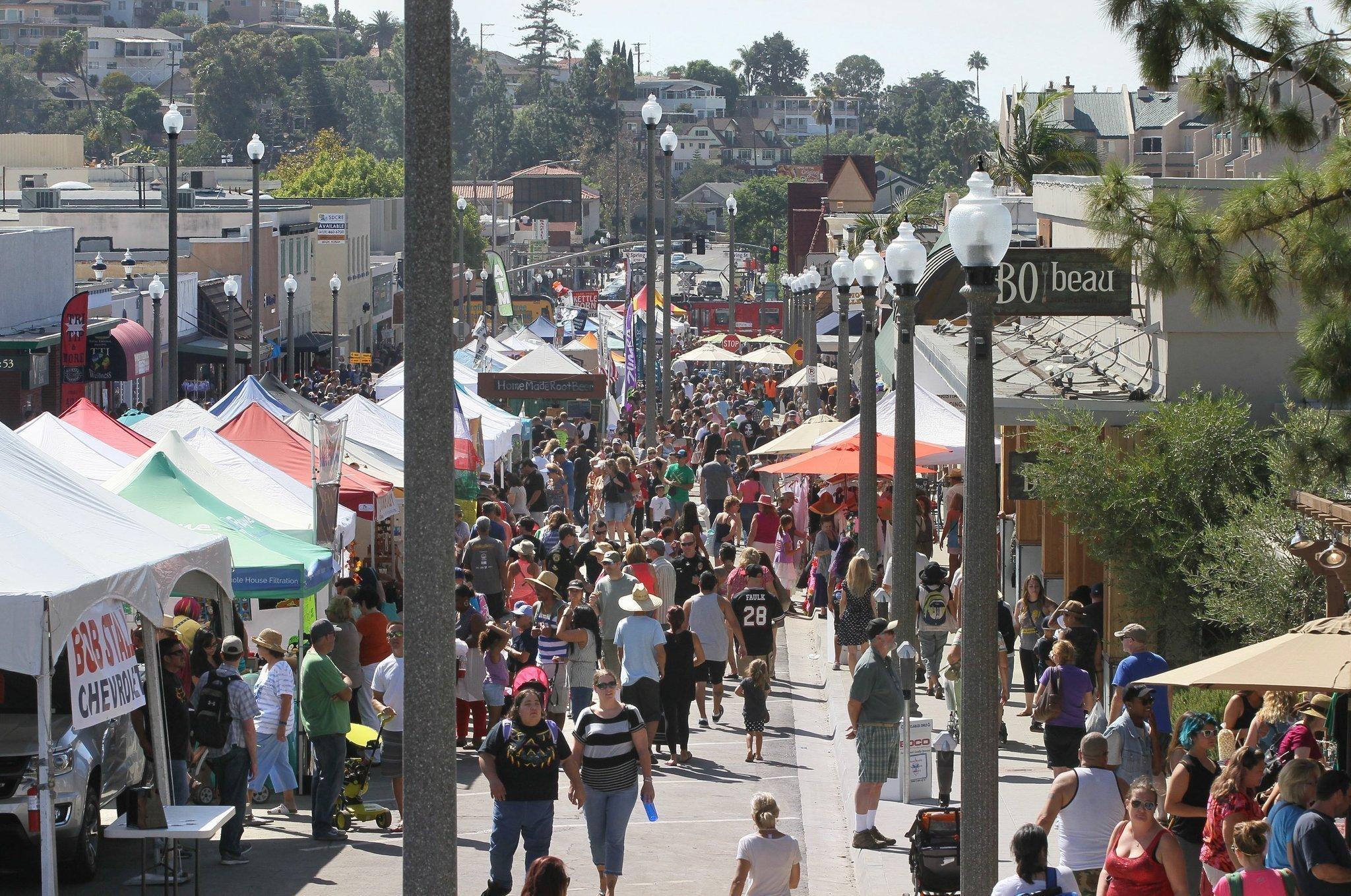 La Mesa Wants More German In Oktoberfest The San Diego
