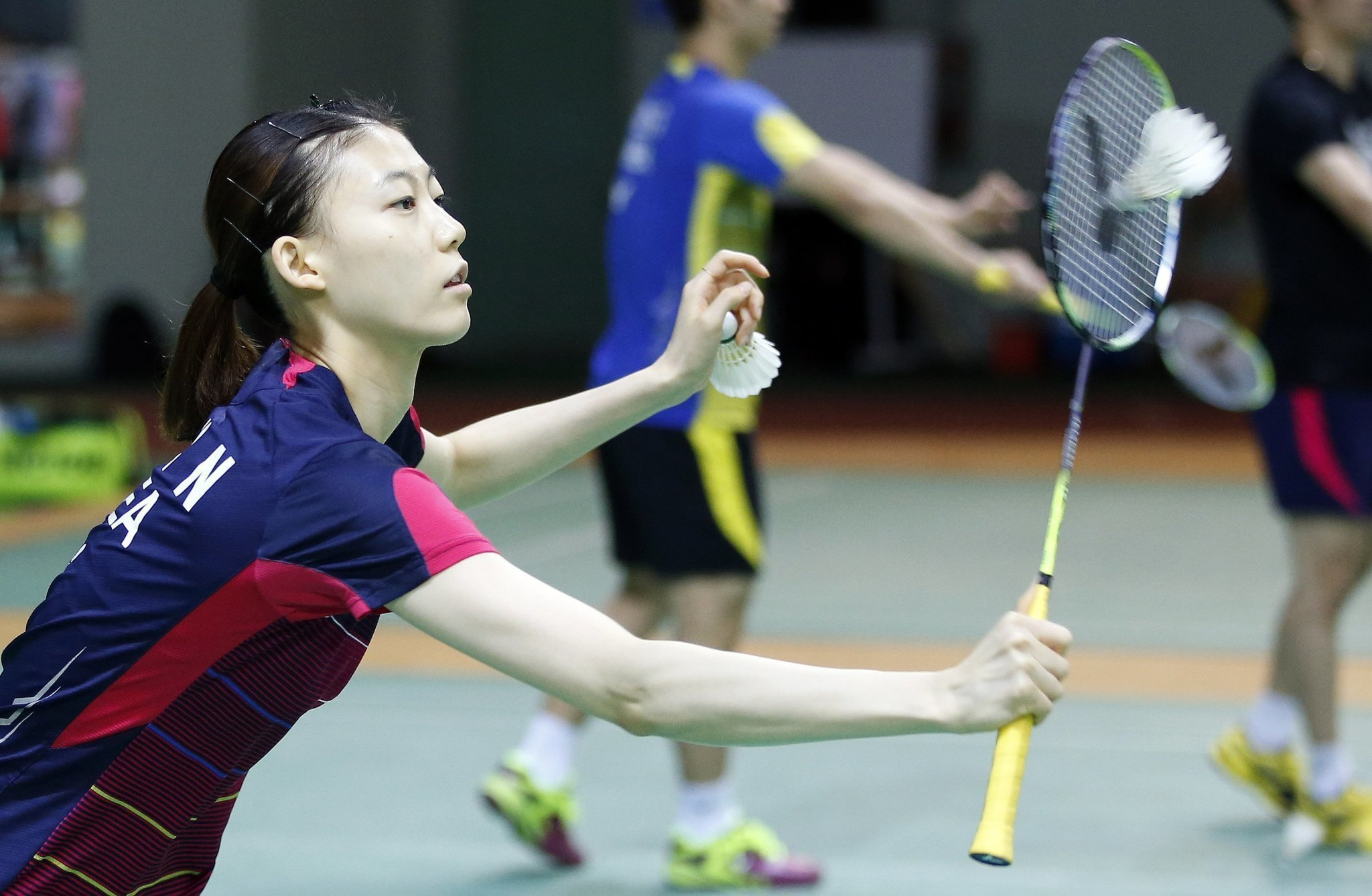 Badminton tries to shake off scandals at the Rio Olympics The