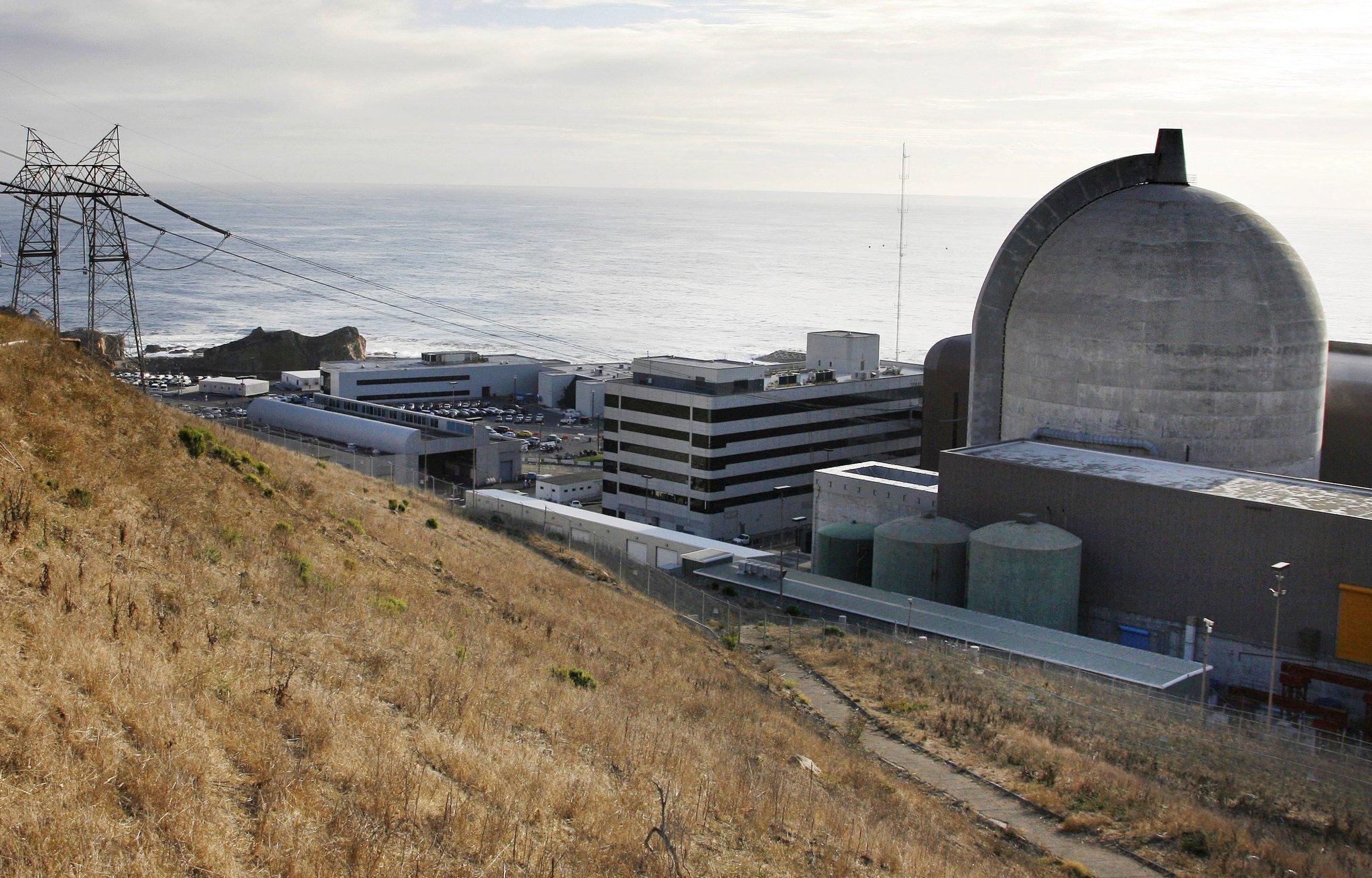 Last nuclear plant in California closing The San Diego Union Tribune