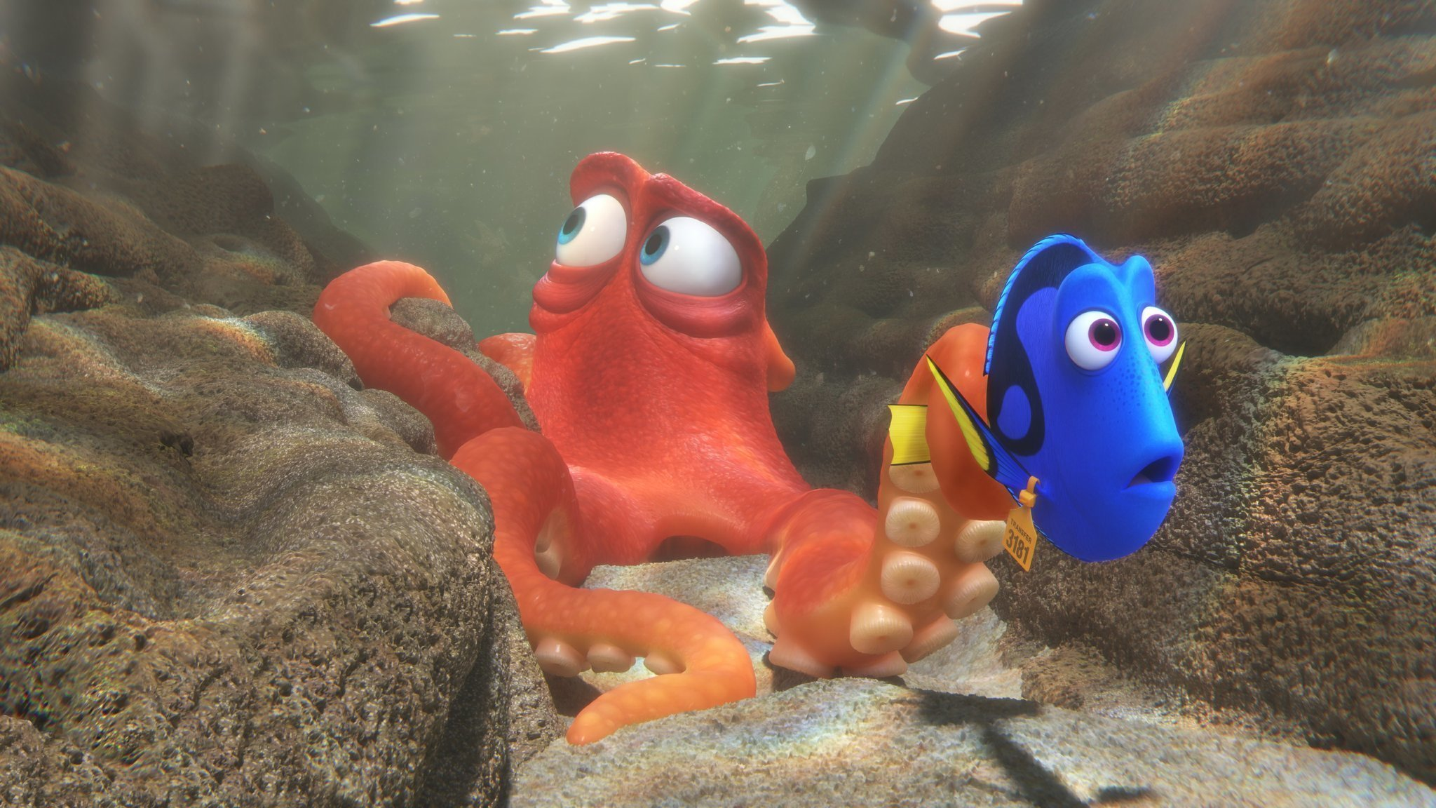 Review: \'Finding Dory\' is no trophy fish but it\'s a keeper - The San ...