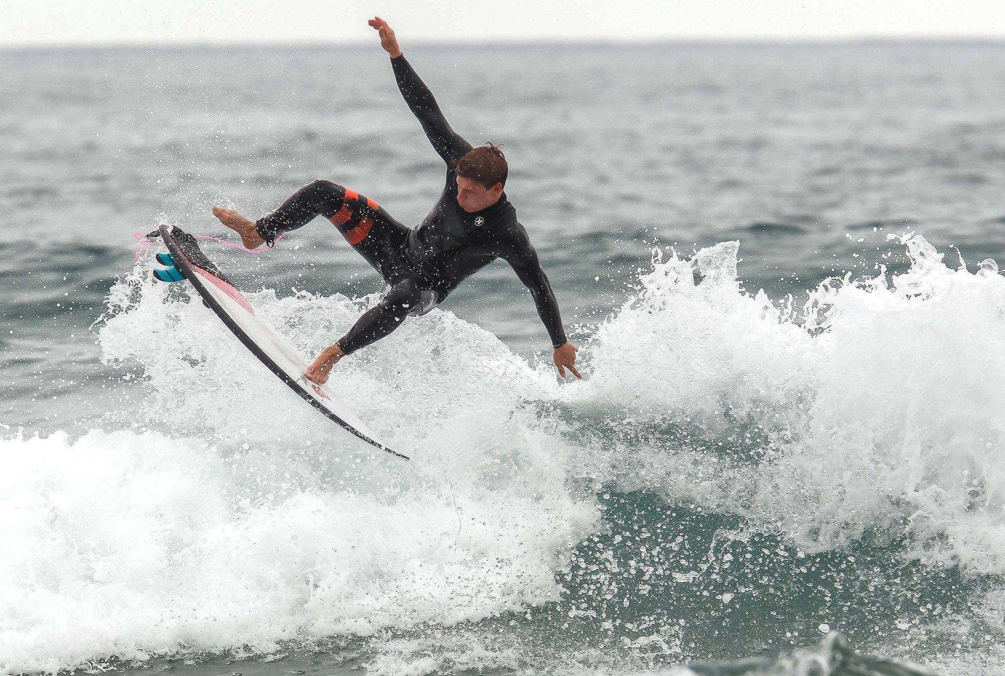 Team rides wave of success - The San Diego Union-Tribune