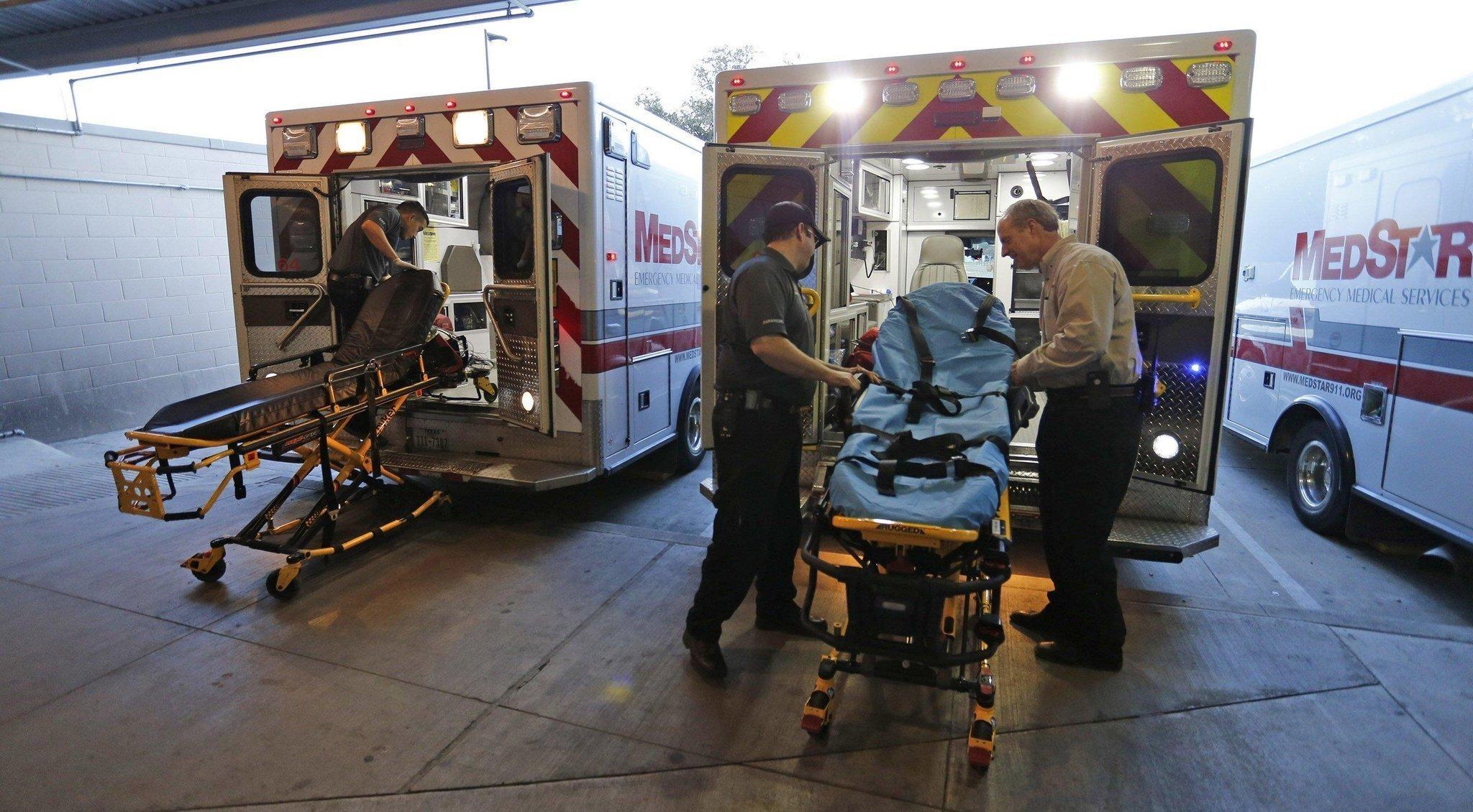 ER bottleneck punishes mental health patients - The San Diego Union ...