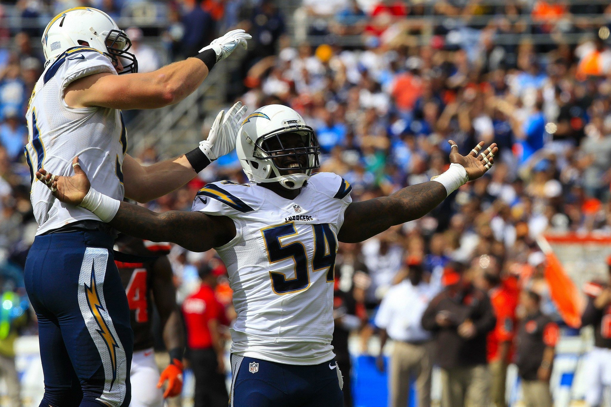 Time For Melvin Ingram To Put Money Where Talent Is The