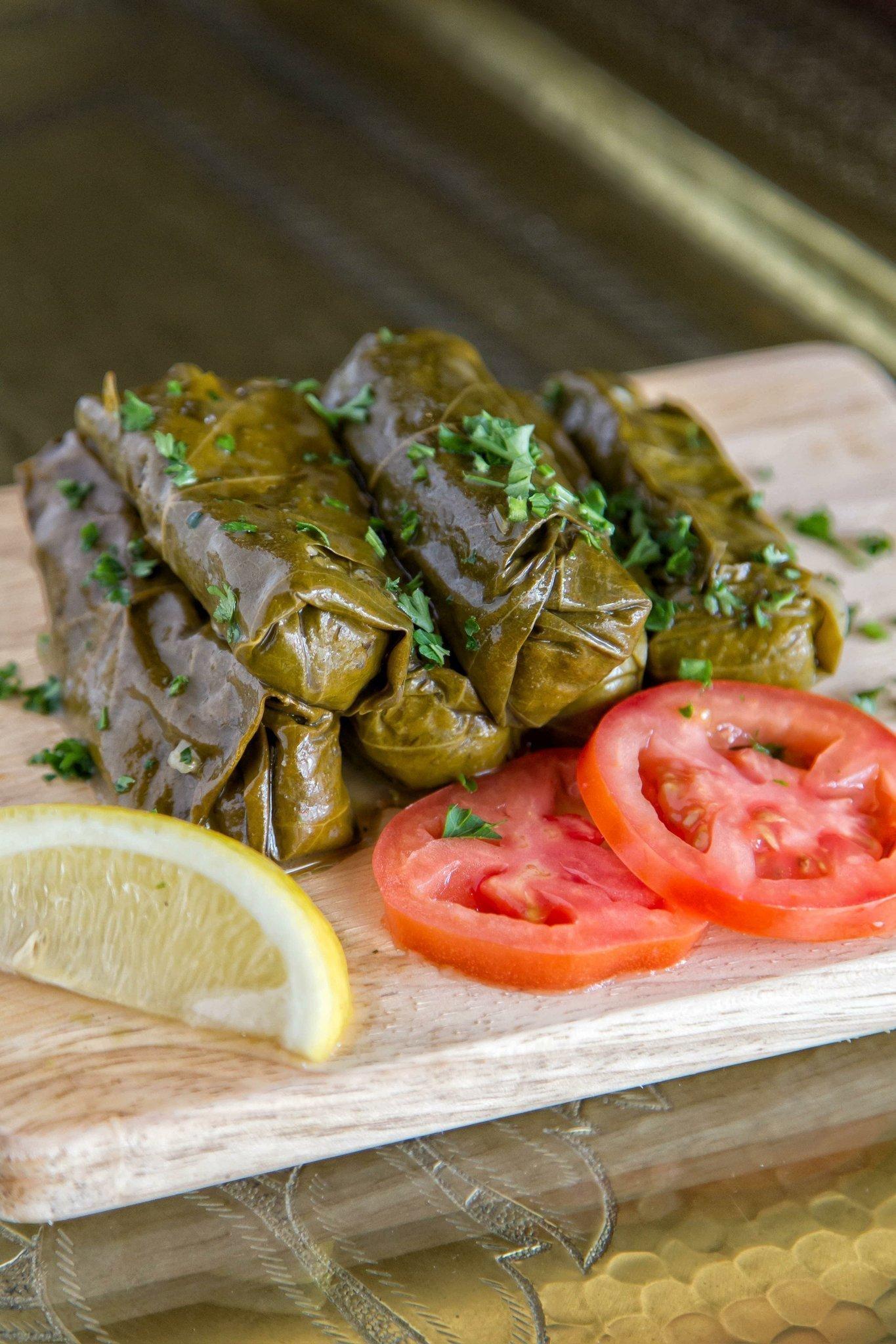 Taste of Lebanon - The San Diego Union-Tribune