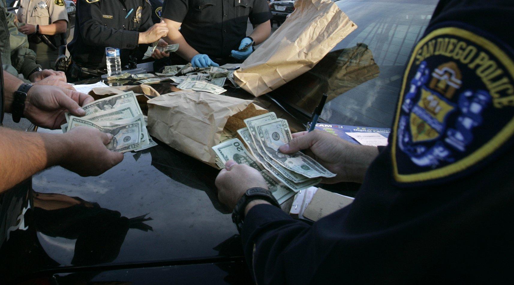 ACLU: Asset seizures hit minority communities harder - The ...