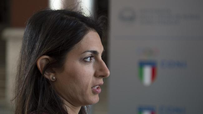 Hot, anti-establishment chick wins Rome mayoral election. - The_Donald