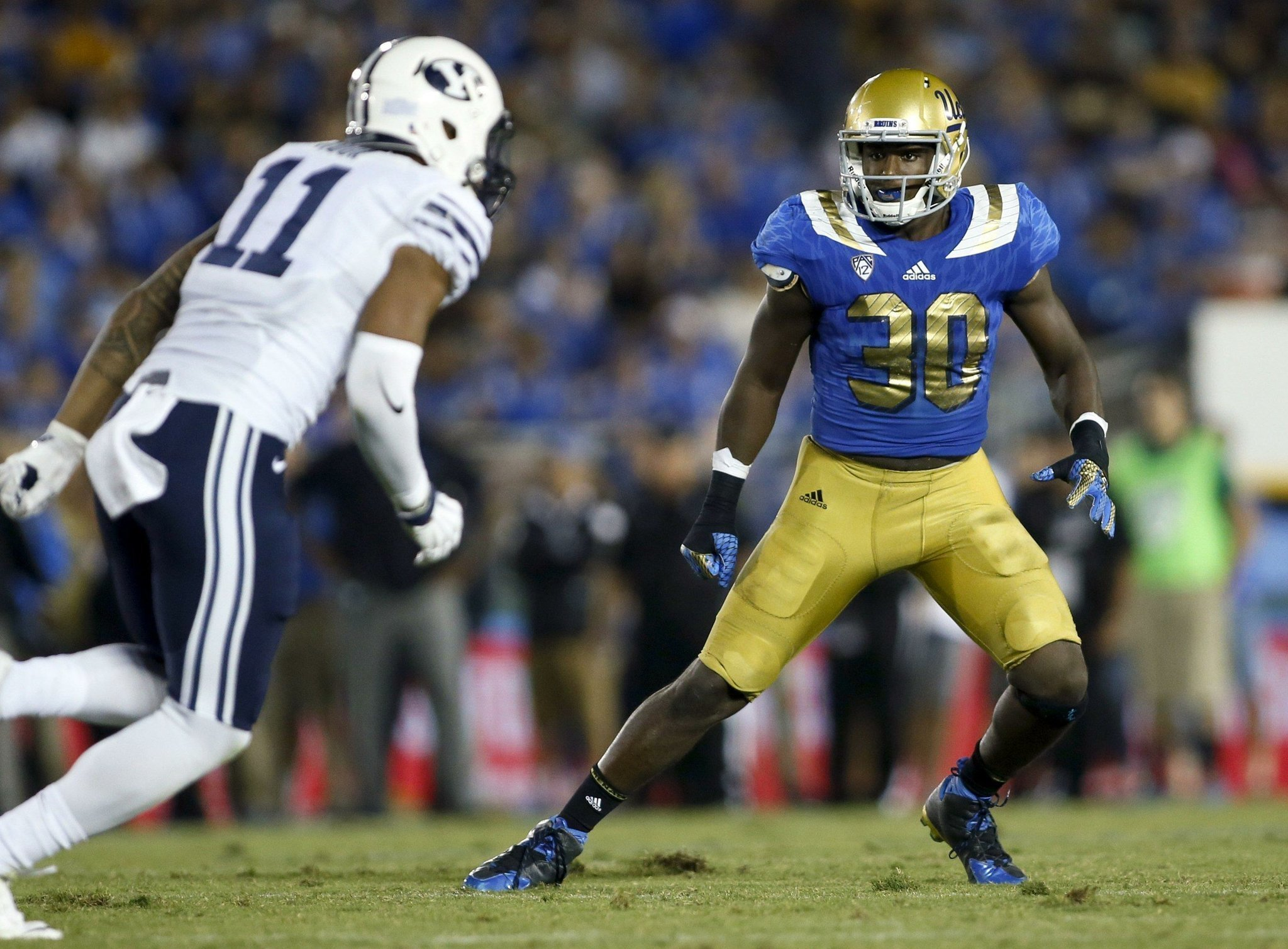 Chargers Should Have Gambled Pick On Myles Jack   The San Diego  Union Tribune