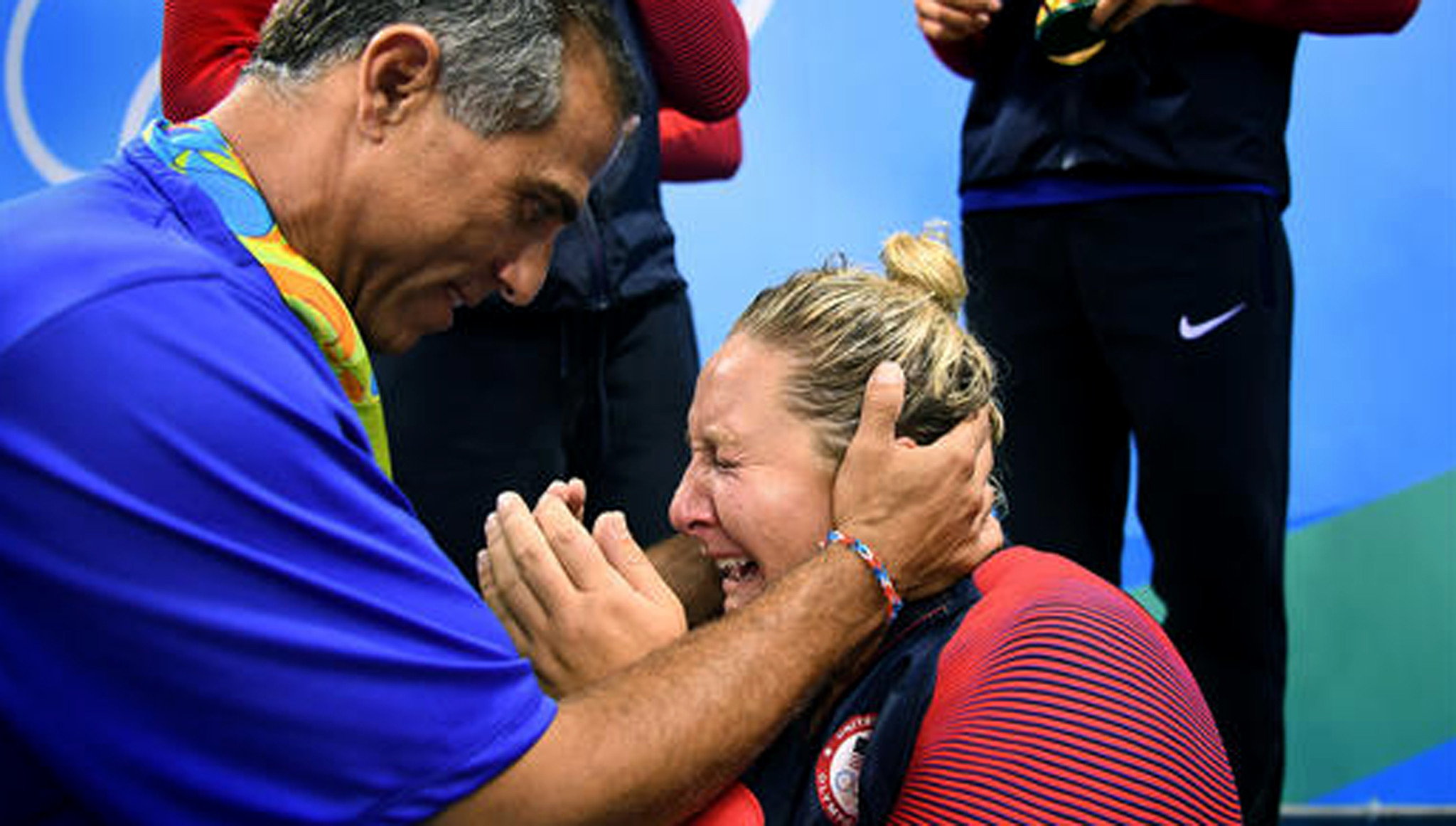 Summer Olympics  The U S  dominates Rio Games with     medals     Los Angeles Times