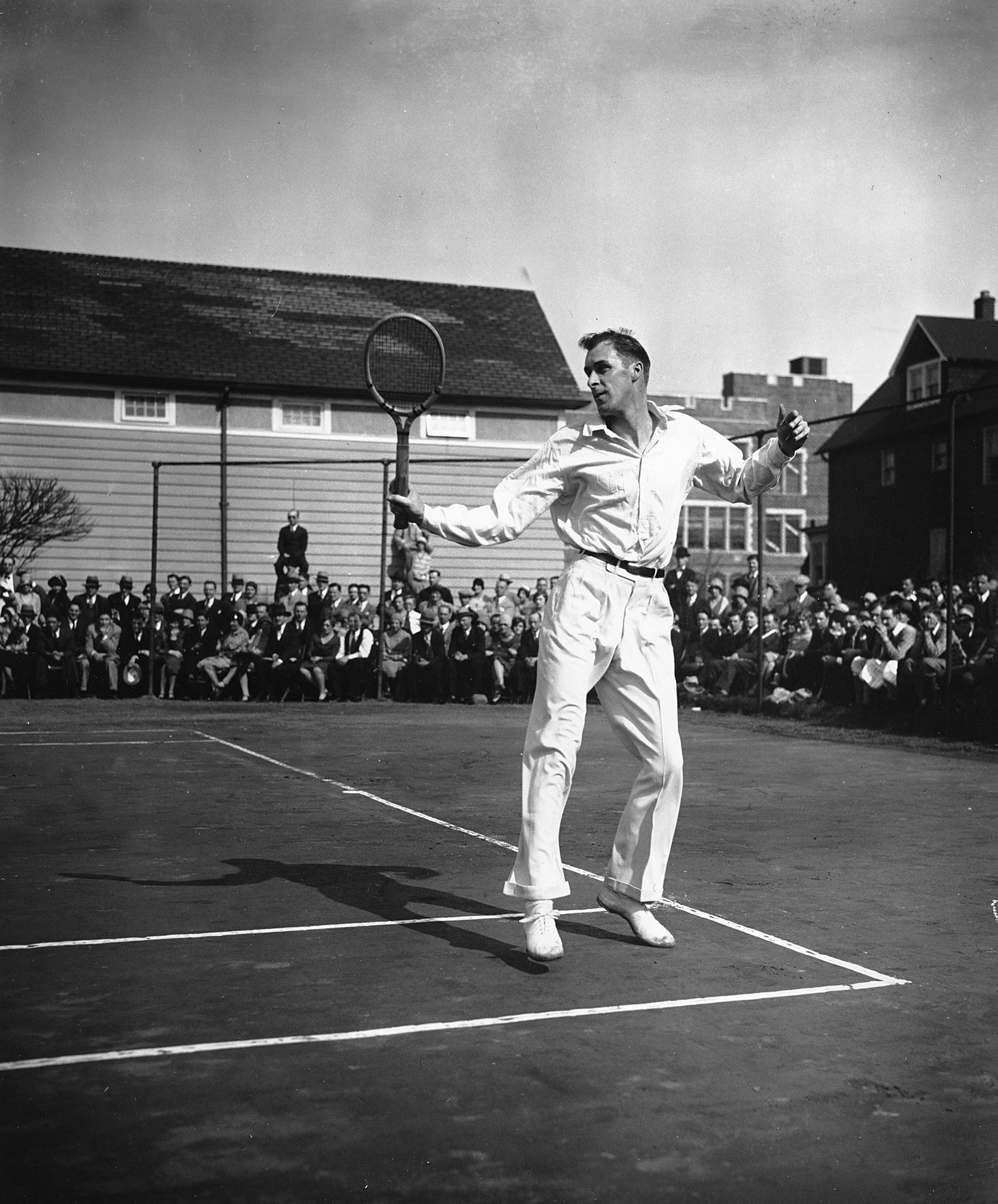 Bill Tilden A US tennis hero but with a morals clause The San
