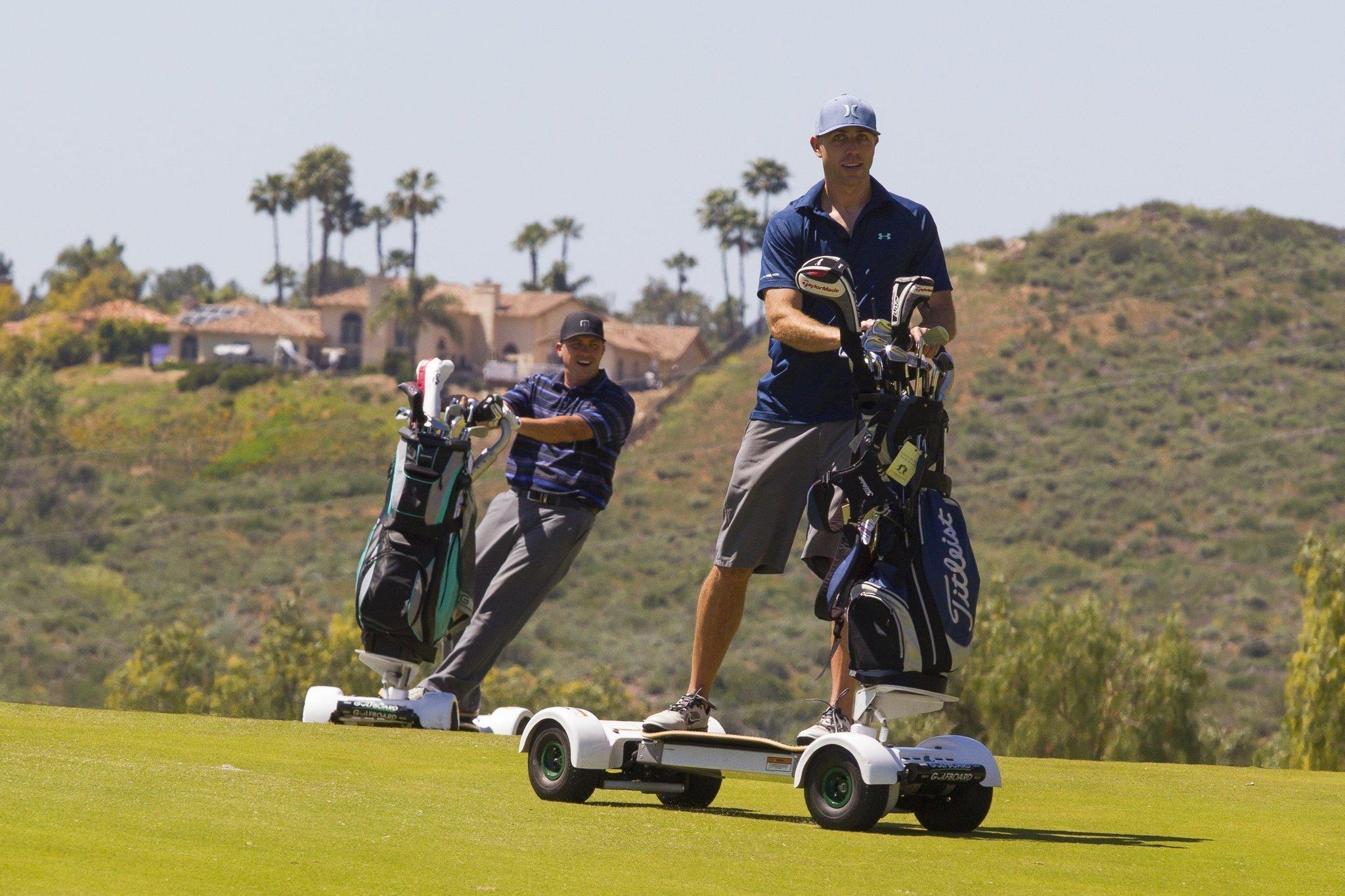 At long last, golf gets on board - The San go Union-Tribune Laird Hamilton Golf Cart on michael jordan golf cart, adam sandler golf cart, tiger woods golf cart, peyton manning golf cart, surfing golf cart, jeff gordon golf cart,