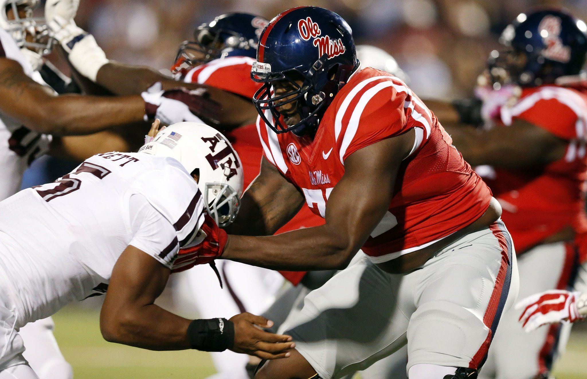 Laremy Tunsil a messy fit for Chargers at 3 The San Diego Union
