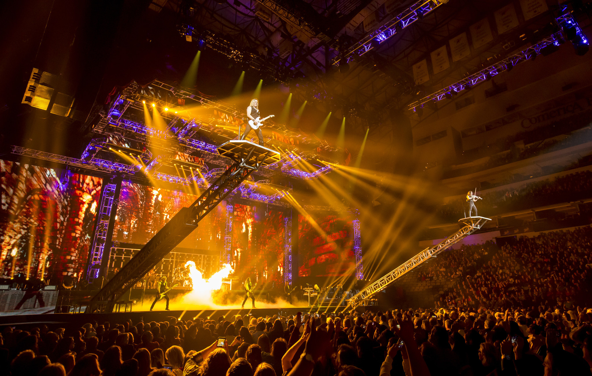 Tickets On Sale Sept 16 For Trans Siberian Orchestra S
