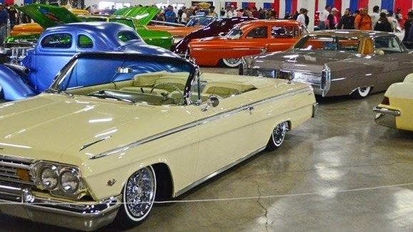 Goodguys Car Show Headed To Del Mar The San Diego UnionTribune - San diego international car show coupons