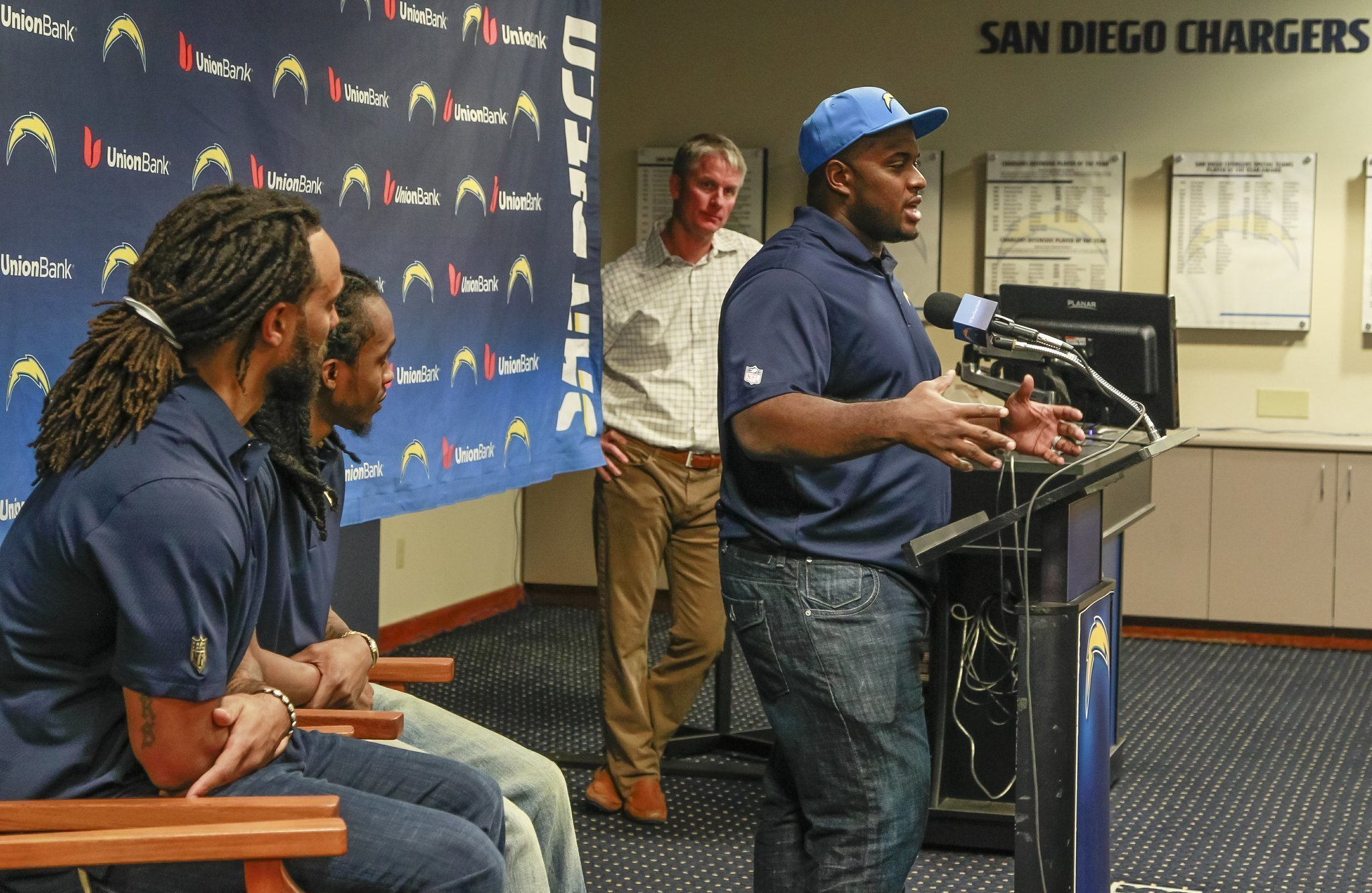 Chargers Roster Moves Just Getting Started The San