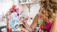 Meet Emily Nejad, the woman behind Chicago's most whimsical, over-the-top cakes