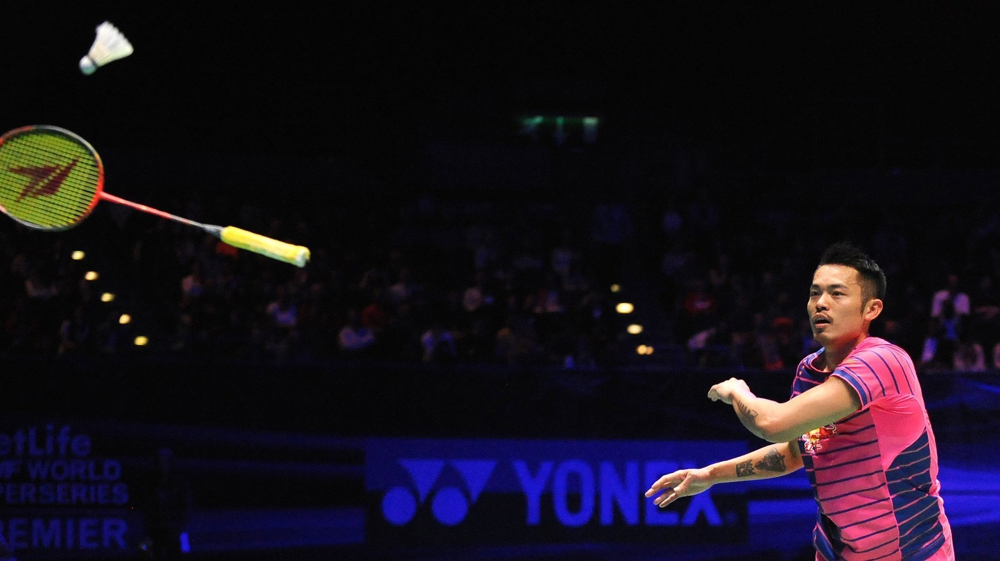 Lin Dan wins his 6th All England title Okuhara her 1st The San