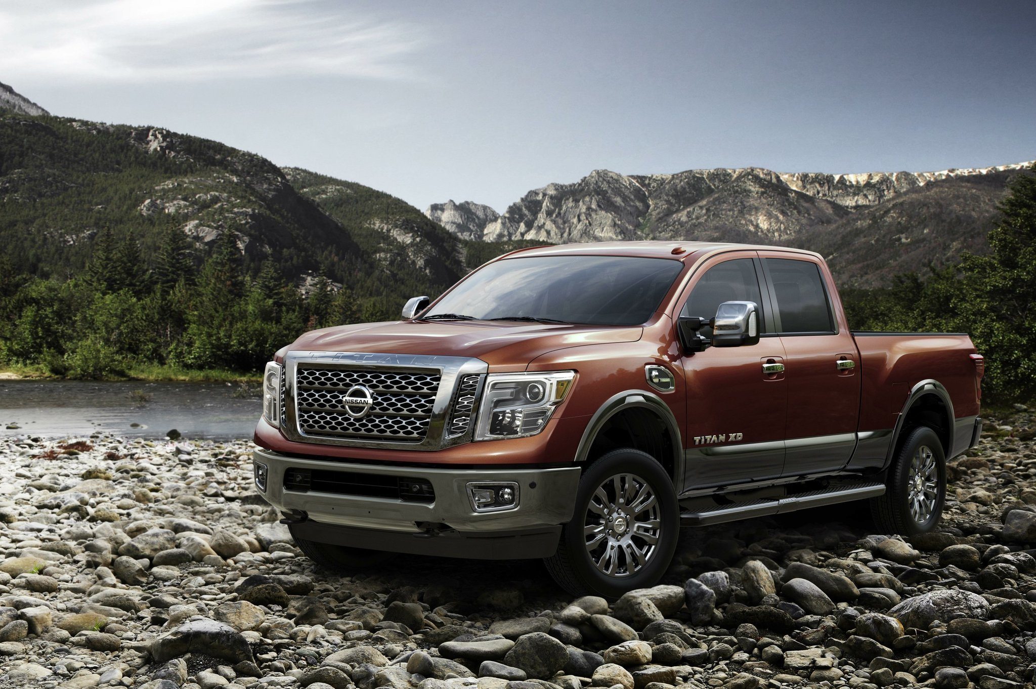 Nissan expands its full size pickup line with the heavy duty titan xd diesel that is sold in five trim levels and abilities the san diego union tribune