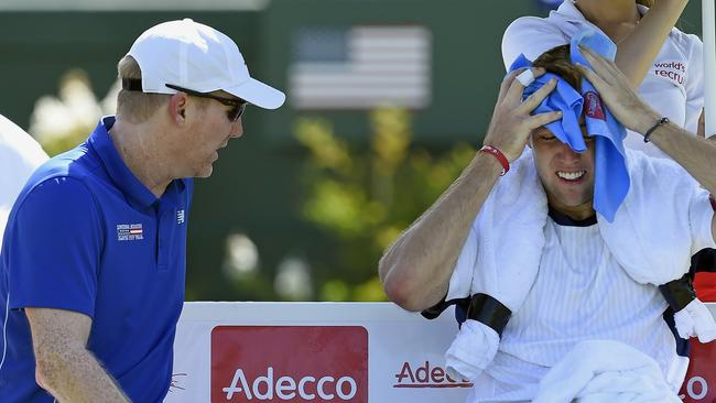 ITF says Australia US match played on wrong surface   The San