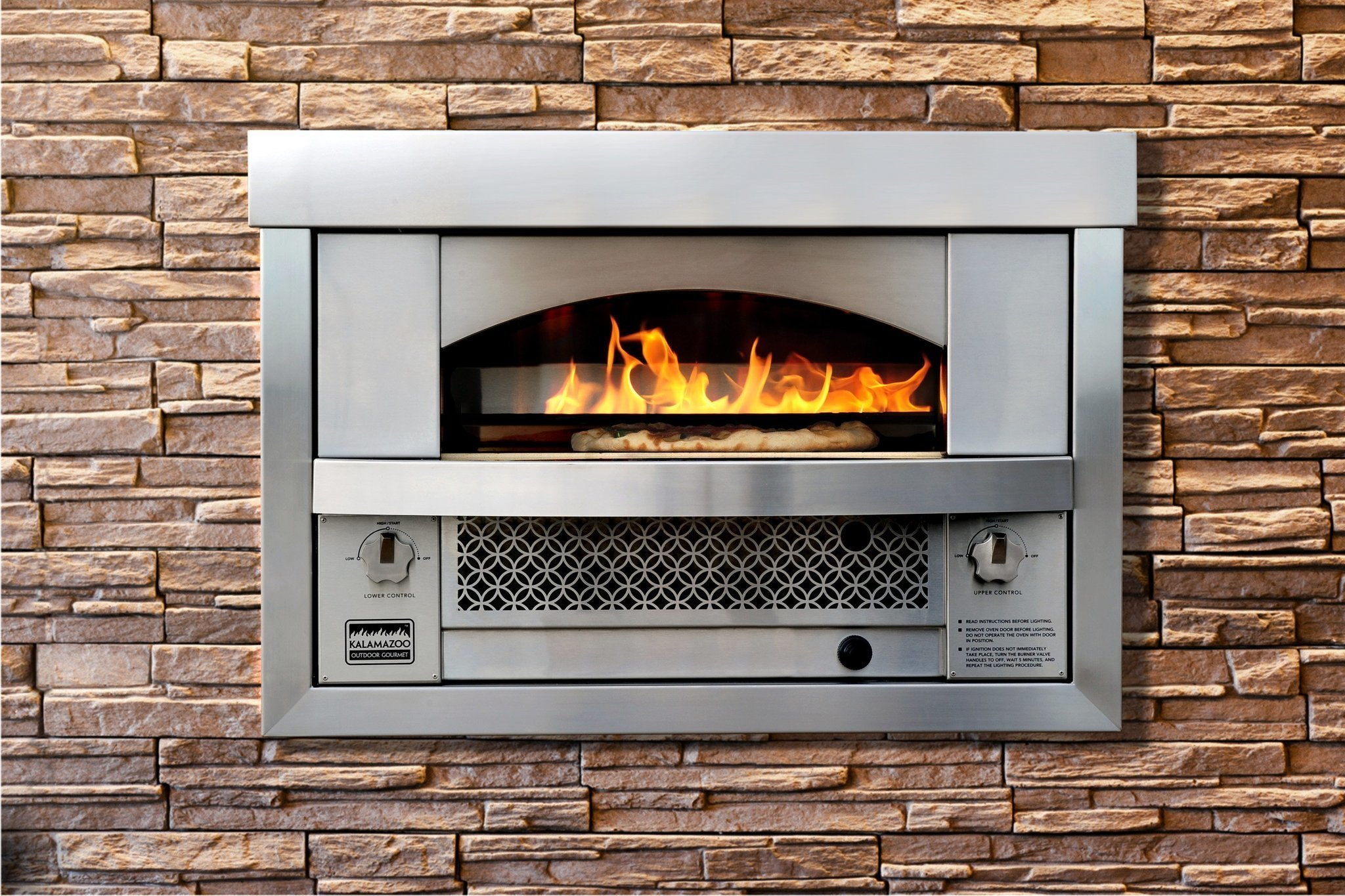 pizza ovens are for the kitchen or backyard the san diego