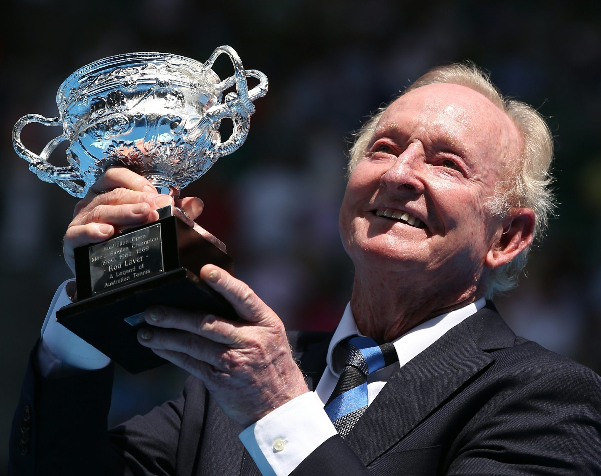Loving care of late wife inspires Rod Laver The San Diego Union