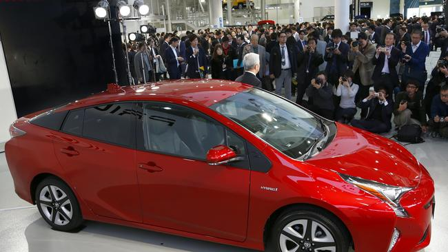 How Low Oil Prices Are Slamming Hybrids And Electric Cars The