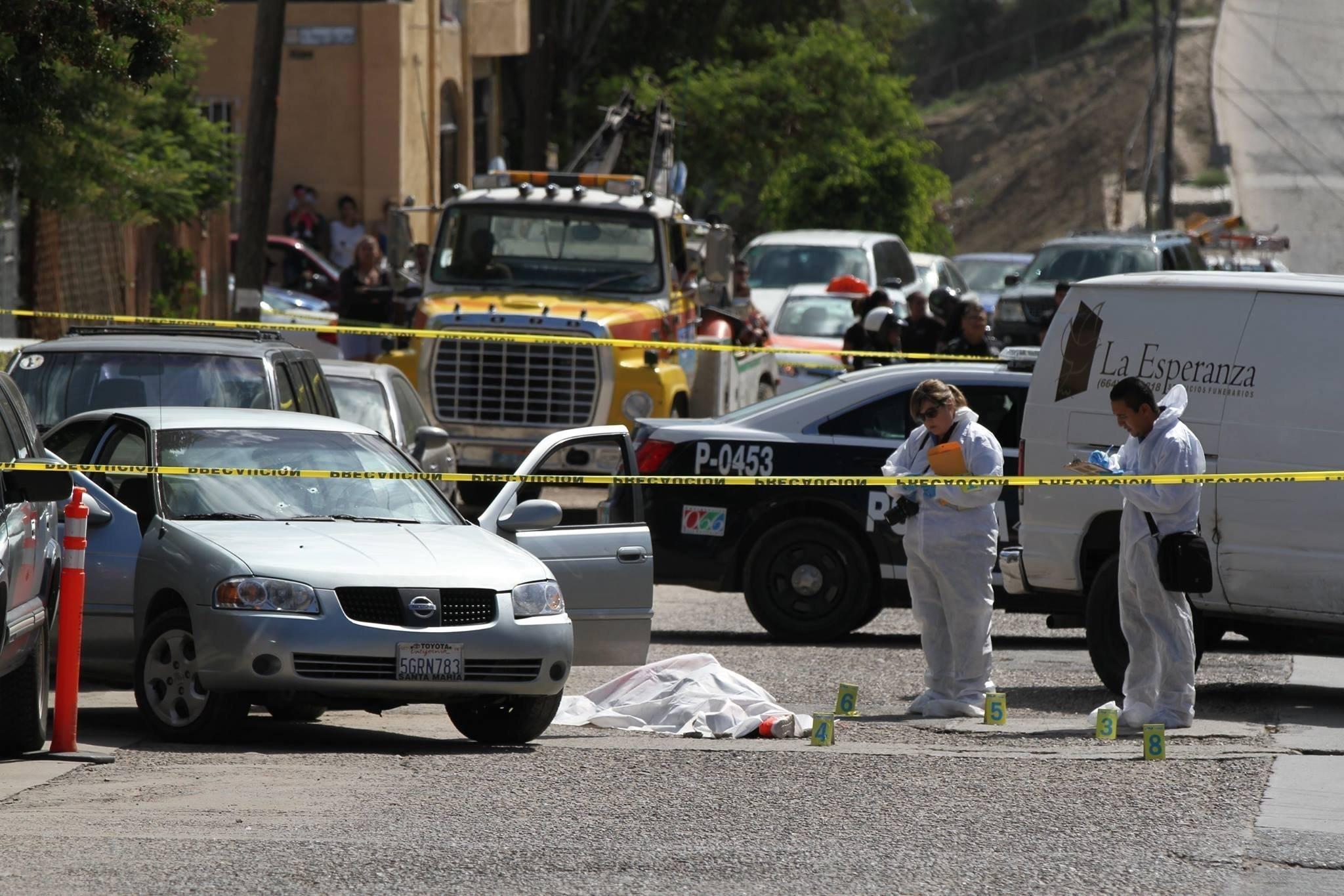 New group fuels Tijuana's increased drug violence