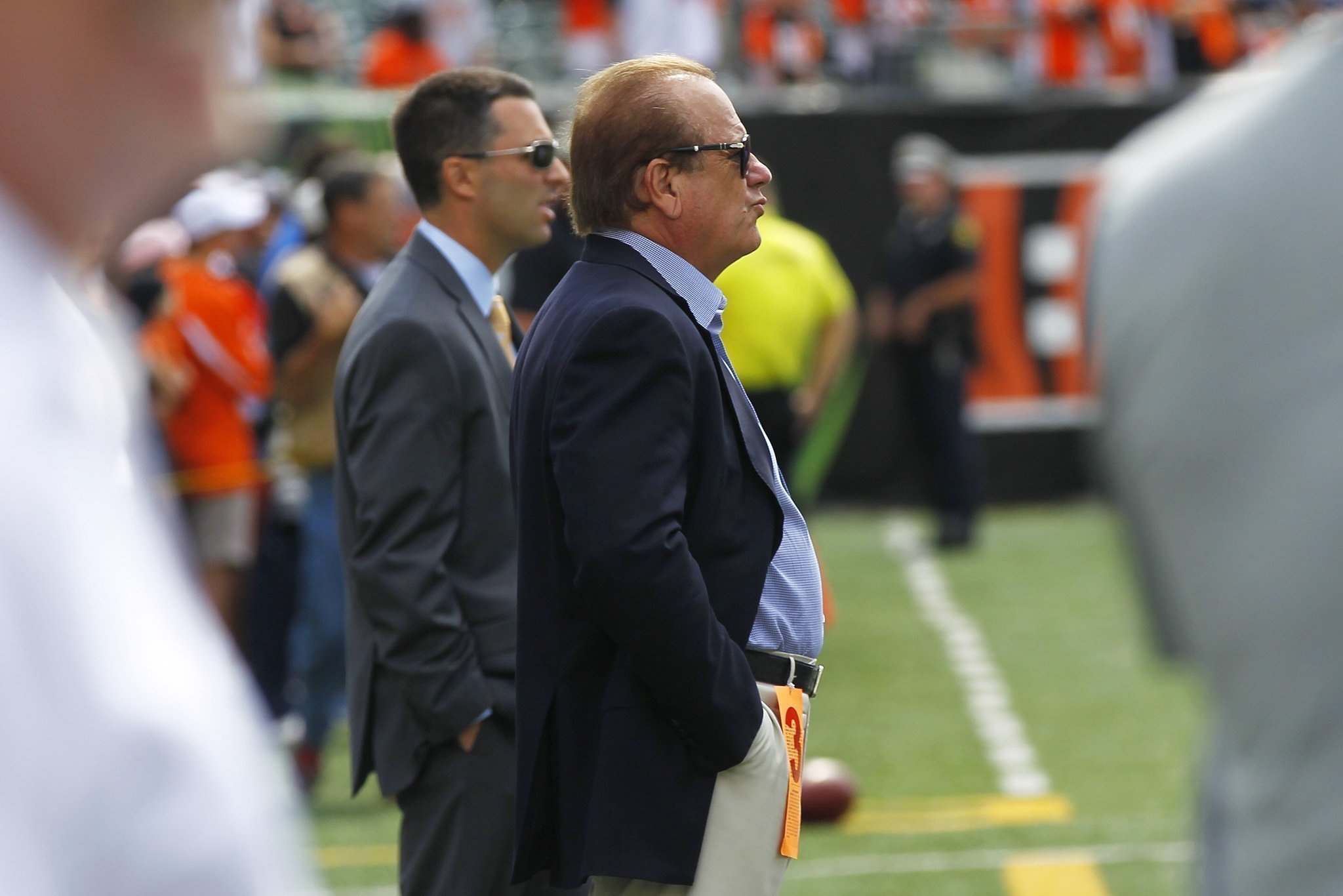 Breathe Deep Spanos Deserves Credit For New Moves The