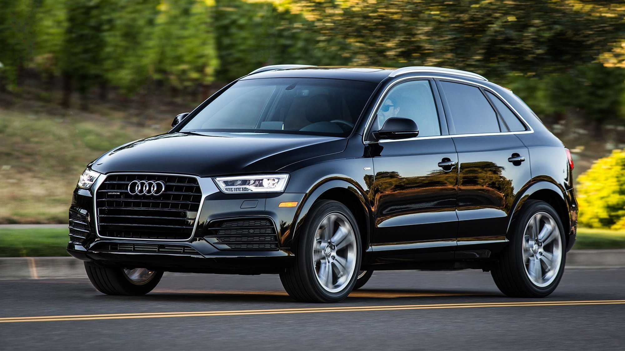 a audi l are for line up through show further new models s styling available air even enhancements its ramp now visual impact strength suspended of striking luxury the edition suv uk