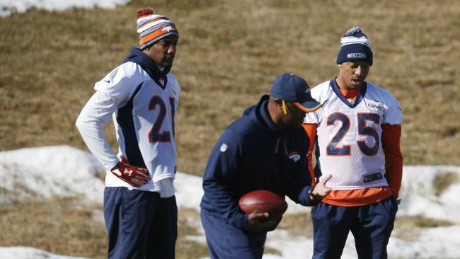 Broncos Healthy For Afc Championship Against Pats The San Diego