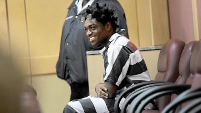 Kodak Black accused of sexual battery at hotel, South Carolina investigators say