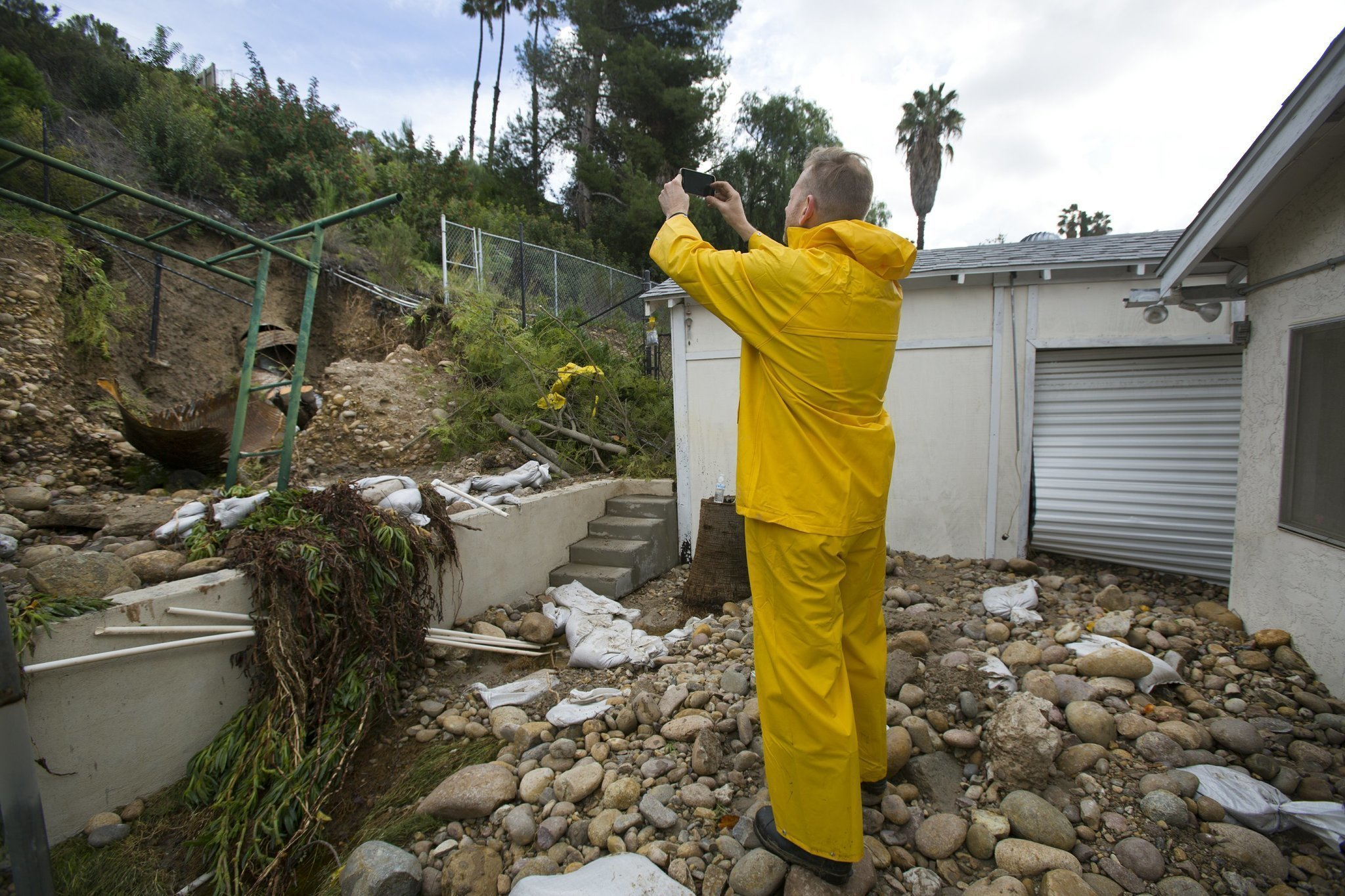 busted storm pipe floods homes after months of warnings the san