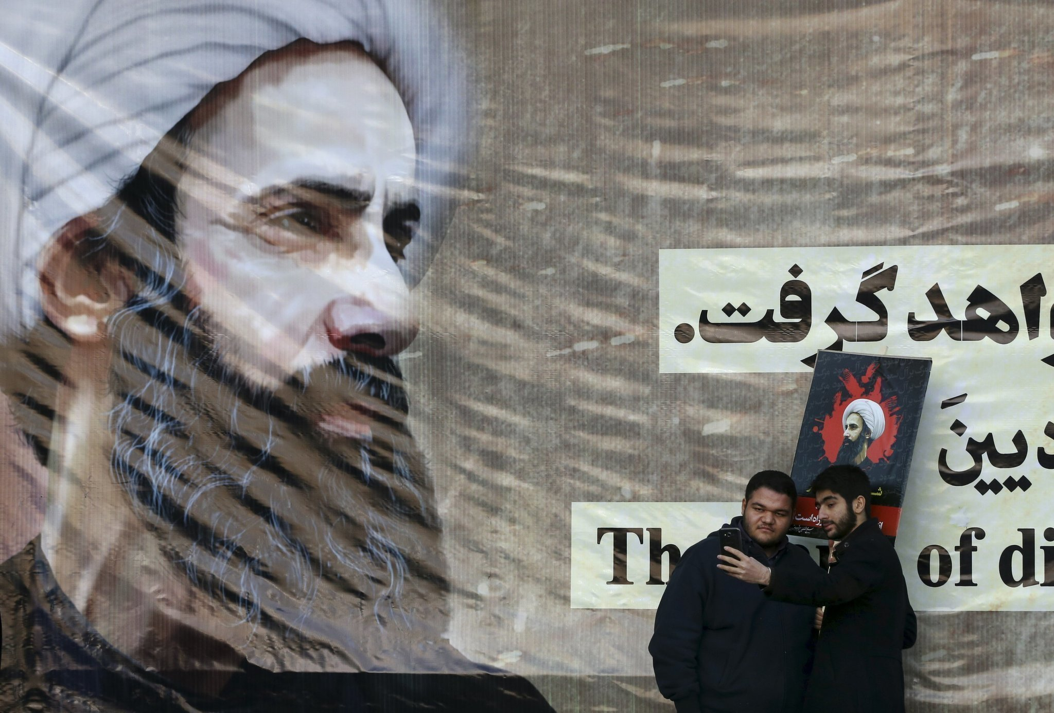 The Latest: UN condemns s on Saudi missions in Iran - The San ... on