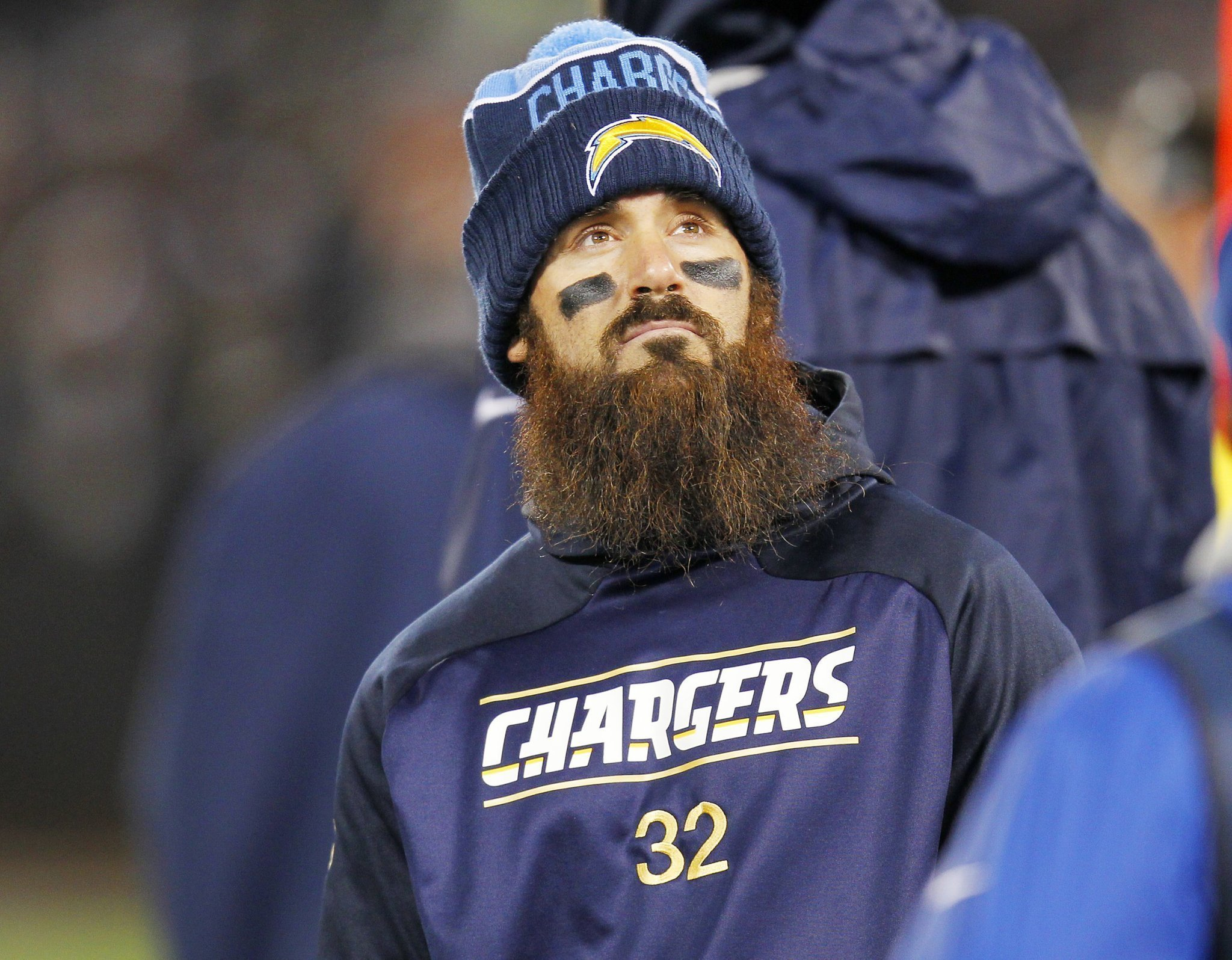 Eric weddle 1 of 4 chargers placed on ir the san diego union tribune