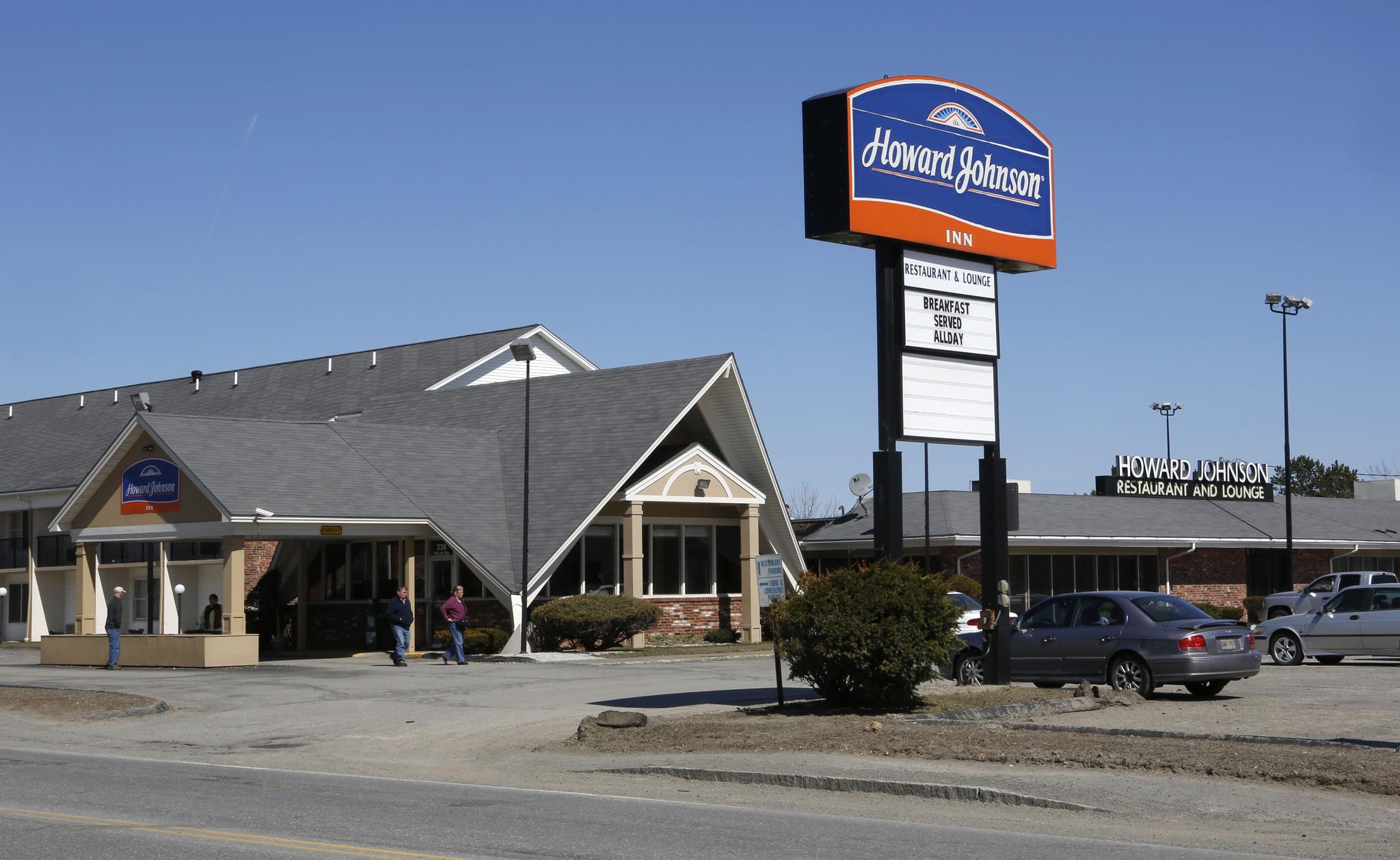 Howard Johnson Restaurant Bangor Maine Menu
