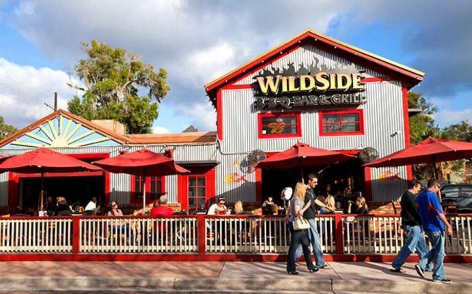 Wildside BBQ in Thornton Park