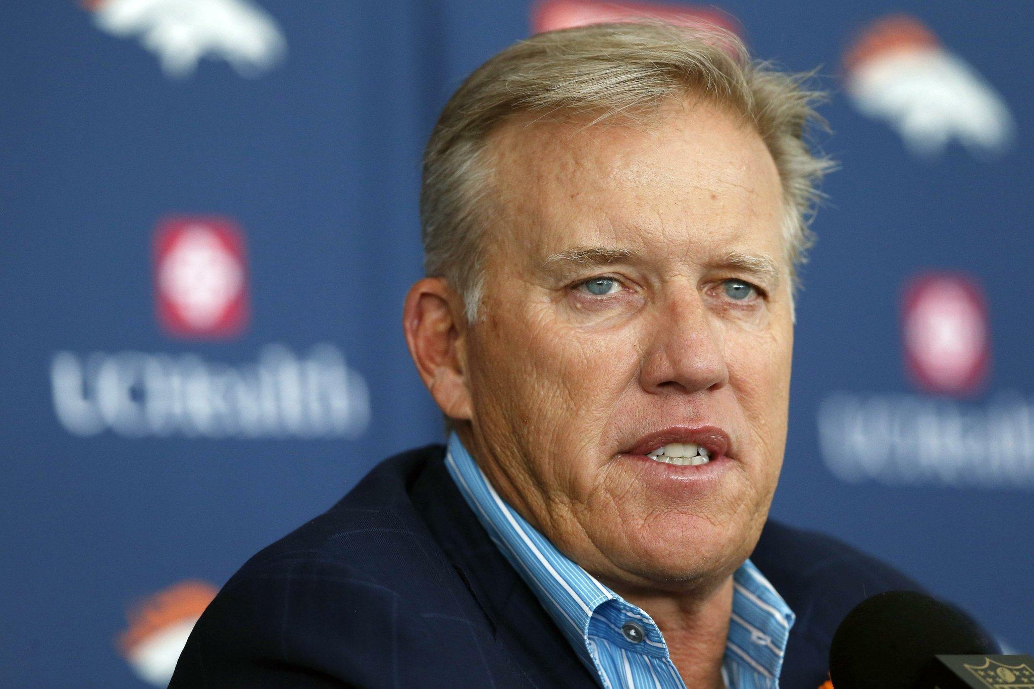 Broncos' Elway has done it again