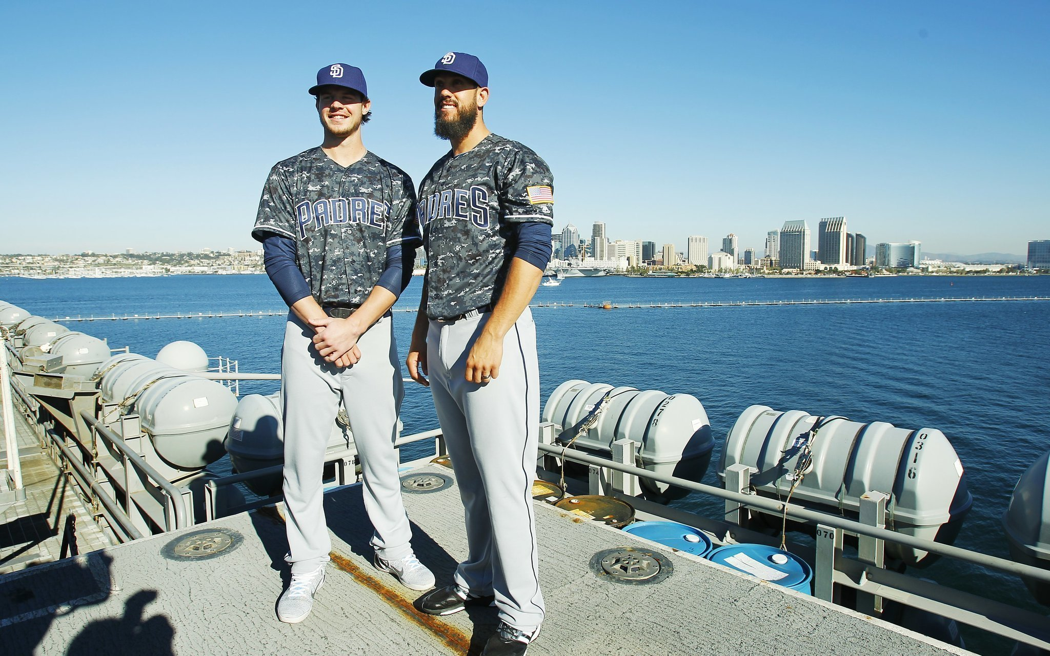 San Diego Padres Blue Camo Jersey For Cheap